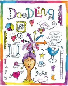 download The Journal Doodling Technique in PDF. Sometimes a doodle is more than a doodle. In this  excerpt from Journal Bliss, author Violette shares  how doodling is part of your artistic mixed media journey.