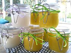 DIY Sugar Scrub! Make this simple hand scrub for yourself or to give away for gifts! Post includes recipes for Lemongrass & Olive Oil, Lavender & Coconut Oil and other combinations as well.