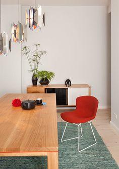 Красочный лофт в ретро стиле в Берлине | Все самое интересное о дизайне, архитектура, дизайн интерьера, декор, стилевые направления в интерьере, интересные идеи и хэндмейд