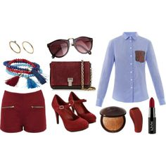 """Look 737"" by solochicass on Polyvore"