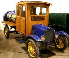 Nice Ford 2017: 1917 Ford Model T Truck  Centennial Celebration Check more at http://carsboard.pro/2017/2017/03/05/ford-2017-1917-ford-model-t-truck-centennial-celebration/