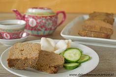 De keuken van Martine: Saté-gehaktbrood