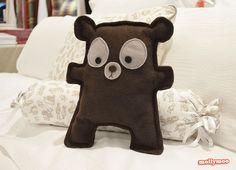 cuddly teddy bear craft tutorial and pattern