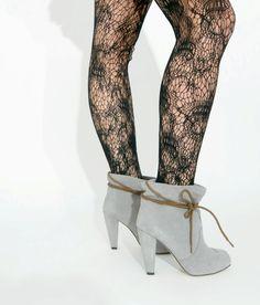 Kathryn Amberleigh booties...love.