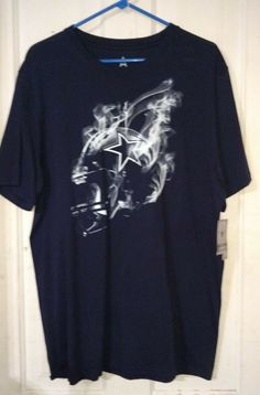 77f03ea71cd Dallas Cowboys Football T-Shirt NWT Size Large L NFL Short Sleeve  DallasCowboys  Nfl
