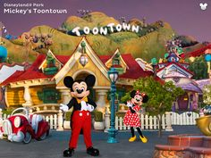 Guests visiting the Disneyland Resort in Anaheim, CA, had a bit of a scare late Tuesday afternoon when a small explosion occurred in the Mickey'sToontown area of the park.
