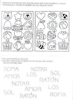 Pin de Maria Landa en preescolar | Pinterest | Primeros grados ...