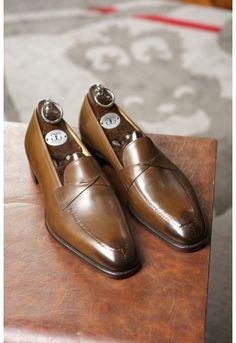 Gaziano & Girling ... Classy Loafers