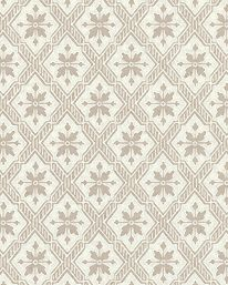 Tapet, ca 1850 (Tapet Mölletorp Kvist från Lim & Handtryck) - hey Kitchen Wallpaper, Scandi Style, Wall Treatments, Antique Furniture, New Homes, Miniatures, House Design, Display, Flooring