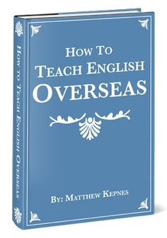 This definitive guide to teaching English overseas will walk you through the entire process of finding and getting a job anywhere in the world.