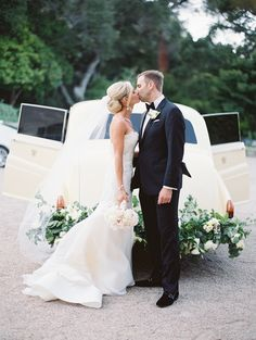 Photography : Lane Dittoe Read More on SMP: http://www.stylemepretty.com/2016/03/11/european-inspired-california-estate-wedding/