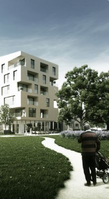 Architectura - De Annonciaden: nieuw wooncomplex voor rustige oude dag