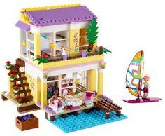 Stephanies strandhus - Lego 41037 Friends Shop - Eurotoys - Legetøj online