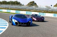 Marussia B1 and B2 Photo Gallery - Autoblog