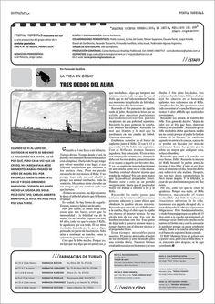 Contratapa periódico Prensa Regional Nº 28 Alcorta, febrero 2014