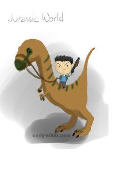 Jurassic World - en