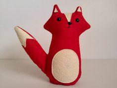 Wesley the red woodland fox, by sleepyking