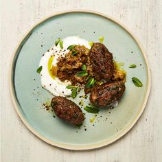 From lamb and aubergine koftas to mushroom bakes: Yotam Ottolenghi's meatball recipes | Food | The Guardian