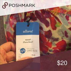 CAbi spring 2016 sample scarf Sample never worn CAbi Accessories Scarves & Wraps
