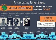 Folha do Sul - Blog do Paulão no ar desde 15/4/2012: TRÊS CORAÇÕES: AULA PÚBLICA CONVERSAS SOBRE A NOSS...