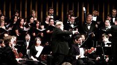 Vaughan Williams' Flos Campi - Yuri Gandelsman, MSU Chorale and Ad Libit...