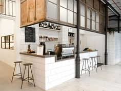 <p>Wer-Haus, a new concept store in the heart of Barcelona, is charming those who love art, food and fashion alike. The old furniture warehouse was repurposed as a fluid space that incorporates the st