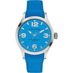 Orologio da polso Nautica. Dai colore all'estate che corre via.