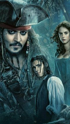 Pirates of the Caribbean Dead Men tell no tale