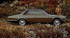 JAGUAR XJ 5.3C Coupé - in classic seventies' poo brown. Only British Leyland could... sigh.