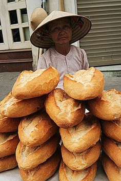 Another positive point of colonialism are food. Baguette were definitely brought by the French  to Vietnam due to the French colonization.