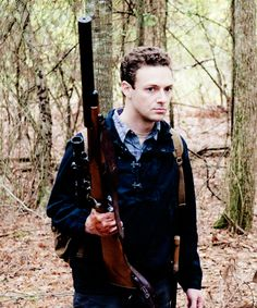 THE WALKING DEAD         FORGET  S5 Ep13.                     AARON