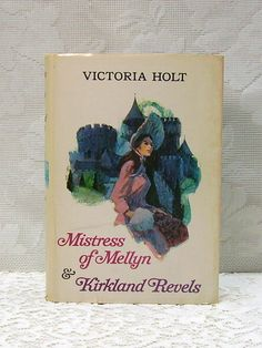 Mistress of Mellyn - Kirkland Revels - by Victoria Holt - Hardcover Book - Book Club Edition - Gothic Romance - Romantic Suspense by KittyCatsCupboard on Etsy