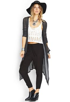 Crepe Woven Joggers | FOREVER21 - 2000058476