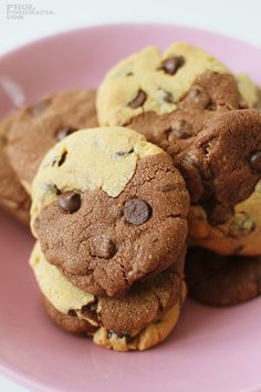 2 in 1 Chocolate Chip Cookies