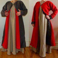 Rich Viking Coat by ~Symbelmune on deviantART
