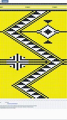 iCrochetstuff: Tapestry Mochila Wayuu handbag