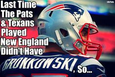 Quick Reminder About 1 Thing That Will Different About Pats/Texans, Rd 2  (kool pic from tony-perfect)