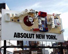 3d billboard googleda ara advertising ideasadvertising