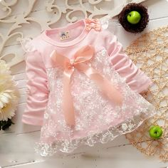shop online for fashionable and stylish dark peach color wedding dress for baby girls in India.