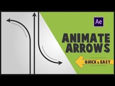 Attach Arrow Tips to a Shape Path in After Effects CC 2018 Motion Design, Stop Motion Photography, Adobe After Effects Tutorials, Vfx Tutorial, After Effect Tutorial, Create Animation, Graphic Design Tips, Photoshop Tips, Illustrator