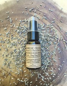 Nourishing Hair Serum Lavender Ylang Ylang by MoonriseCreek