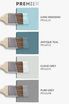 Living Room Paint Blue Ceilings 69 Ideas For 2019 Wall Colors, House Colors, Moodboard Interior, Room Interior, Bedroom Colors, Bedroom Decor, Bedroom Green, Baby Bedroom, Blue Ceilings