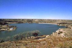 Lake Scott State Park, Kansas