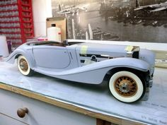 Article: Pocher Mercedes Benz Spezial Cabrio A rebuild - Page 22 50 Years Old, Mercedes Benz