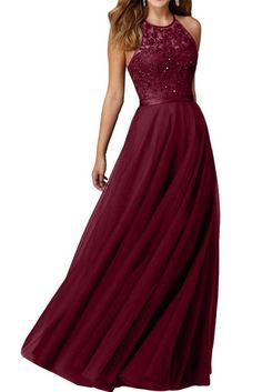 Audrey Bride Sexy Halter Long Prom Dresses Beaded Evening Gowns for Red Audrey Bride Dance Dresses, Ball Dresses, Ball Gowns, Prom Dresses, Formal Dresses, Dresses Uk, Fashion Dresses, Dresses 2016, Quinceanera Dresses