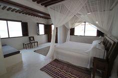 Forodhani House - main bedroom by ForodhaniHouse, via Flickr