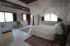 Forodhani House - main bedroom by ForodhaniHouse, via Flickr