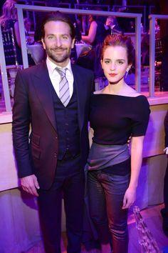 Pin for Later: Le Gala du Time Magazine a Attiré Beaucoup de Célébrités Bradley Cooper et Emma Watson