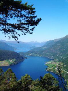 The Sunnmøre Alps, Norway