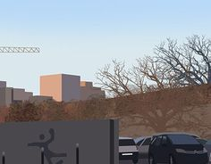 """Check out new work on my @Behance portfolio: """"Paysage urbain"""" http://be.net/gallery/34183209/Paysage-urbain"""